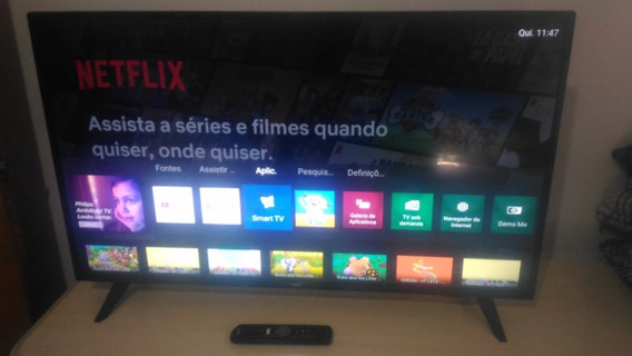 Tv Philips Smart 43 Polegada
