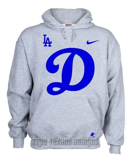 Sudadera Mlb Dodgers Los Angeles G By Tigre Texano Designs