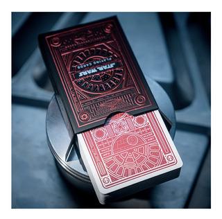 Cartas Star Wars - Dark Side Luxury Playing Cards Naipes