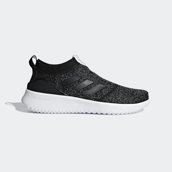 Tênis adidas Essentials Sko Dame Ultimafusion Grå/svart
