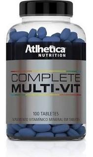 2 Complete Multi Vit + 2 Glutaminas 300 Gr