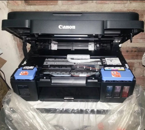 Impressora Canon G3100 Com Defeito