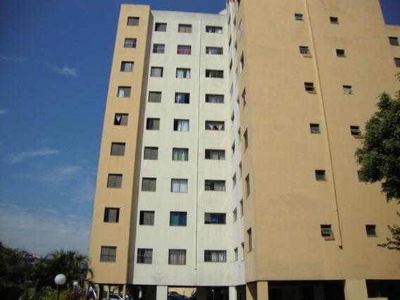 Apartamento Com 2 Quartos Para Alugar No Jardim Independência Em Embu/sp - 352
