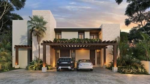 Casa En Condominio En Cabo Norte, Mérida