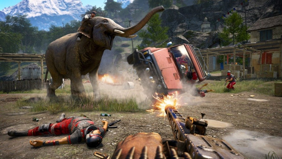 Far Cry 4 Xbox One Digital Original Online