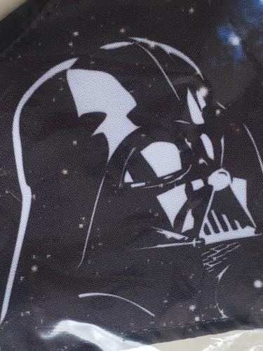 Set De 4 Tapabocas Edición Star Wars Y The Mandalorian