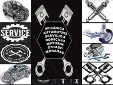 Servicio De Mecánica Automotriz