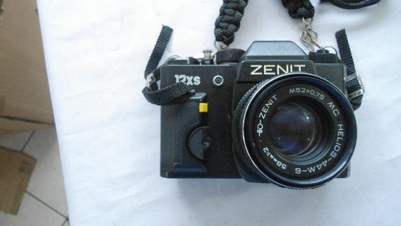 Máquina Fotográfica Zenit 12xs
