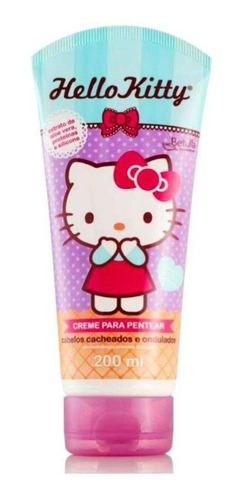 Imagem 1 de 1 de Betulla Hello Kitty Cacheados Creme P/ Pentear 200ml