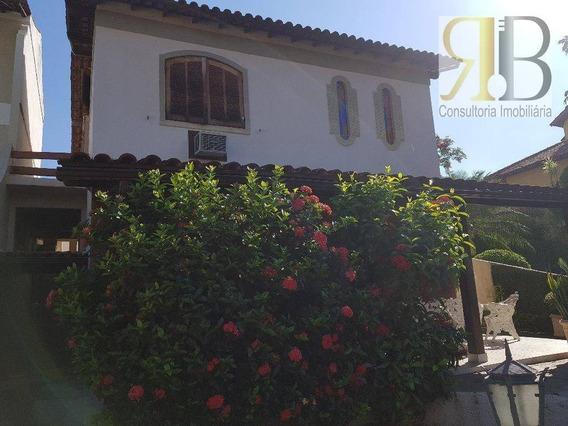 Casa À Venda, 245 M² Por R$ 850.000,00 - Freguesia (jacarepaguá) - Rio De Janeiro/rj - Ca1668