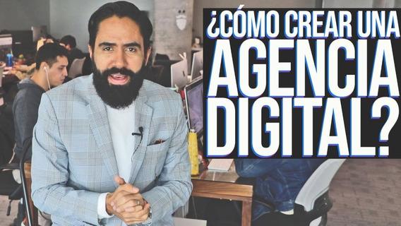 Crea Tu Agencia Digital | Carlos Muñozz | Entrega Inmediata