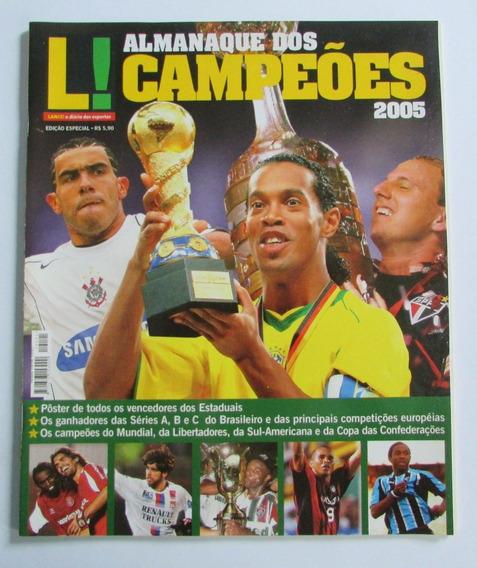 Almanaque Dos Campeões 2005