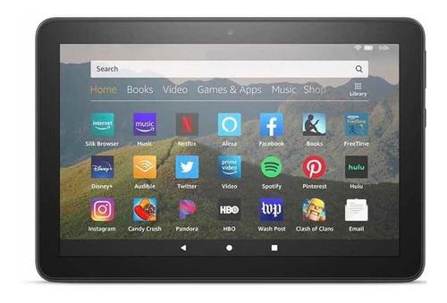 Fire Hd 8 - 8  Hd Display 32gb, Black - Tablet Da Amazon