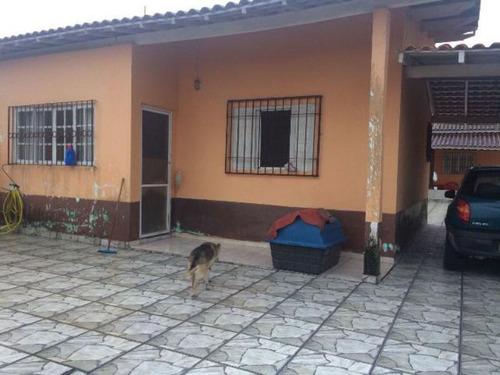 Imagem 1 de 12 de Casa À 700 Mts Da Praia No Gaivota Em Itanhaém - 2951 Npc