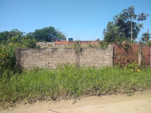 Terreno À 400mts Da Rodovia Em Itanhaém-sp (mx)