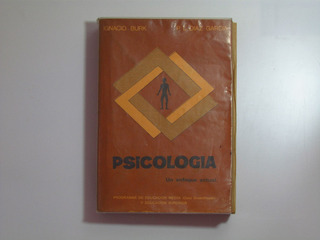 Libro Psicología. Un Enfoque Actual.ignacio Burk & P.l. Diaz
