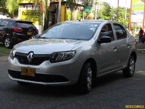 Renault Logan Authentique Mt 1600cc Aa 8v