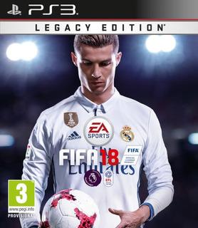 Fifa 18 Ps3 Versión Latino