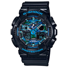 Relógio Casio - G-shock - Ga-100cb-1adr