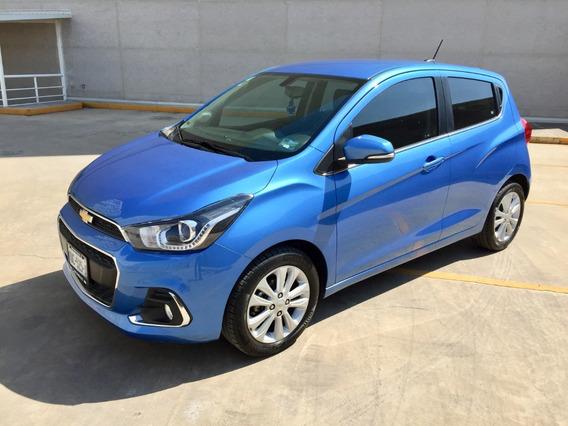 Chevrolet Spark Ng Ltz Factura Original Agencia Único Dueño