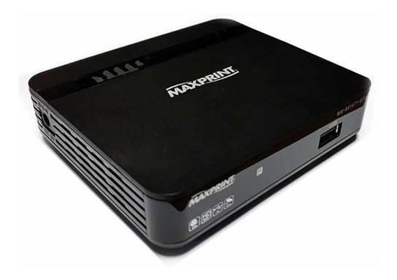 Conversor E Gravador De Tv Digital Maxprint 651471 24177