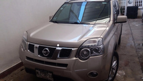 Camioneta Nissan X-trail Advanced Piel Año 2012