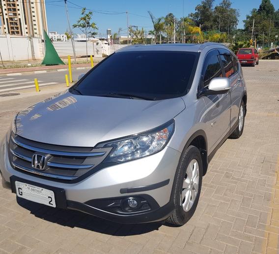 Honda Cr-v Exl 2.0 16v Awd / 2012