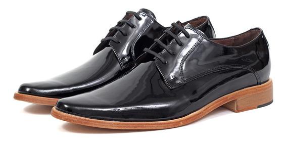 Zapatos Mujer 8702/1-ch Charol Franco Pasotti
