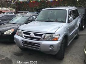 Mitsubishi Montero Diesel 2005
