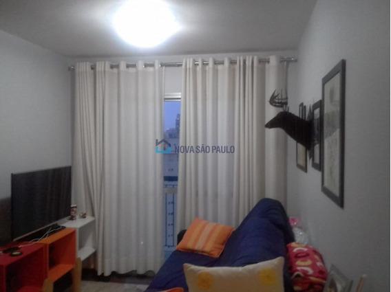800 Metros Do Metrô Klabin, 2 Dormitórios, 1 Suíte, 1 Vaga,lazer ! - Bi24435