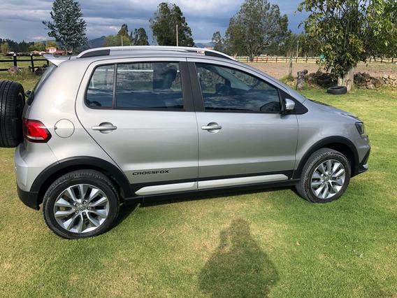 Volkswagen Cross Fox Wild 1,6 Asg Full Equipo