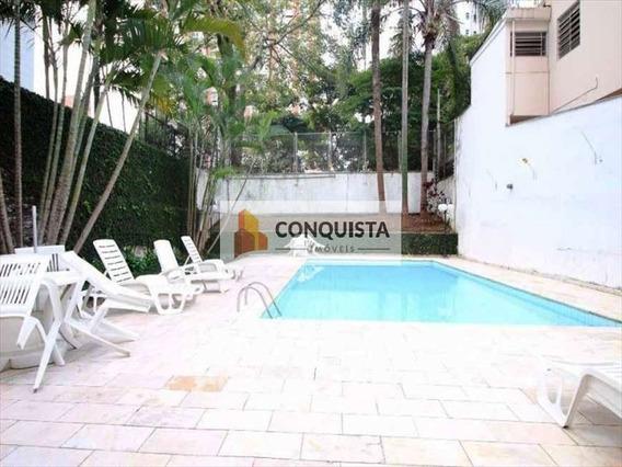 Ref.: 257400 - Apartamento Em Sao Paulo, No Bairro Brooklin Paulista - 4 Dormitórios