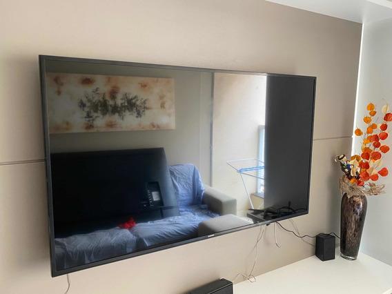 Televisão Samsung 55 4k Smartv Com Acessórios