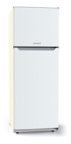Imagen 1 de 2 de Heladera Con Freezer 250lts Blanca Nueva Línea Briket