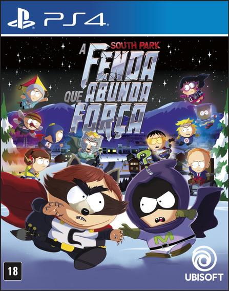 South Park: A Fenda Que Abunda Força Ps4 Game