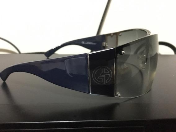 Óculos Giorgio Armani Novo Original Azul/preto