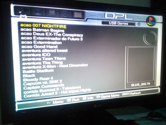 Ps2 Slim Modificado Hd Interno, 2 Controles, 1 Memorycard