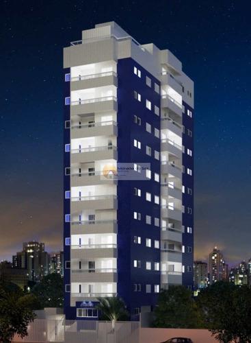 Apartamento Com 2 Dorms, Guilhermina, Praia Grande - R$ 300 Mil, Cod: 5775 - V5775