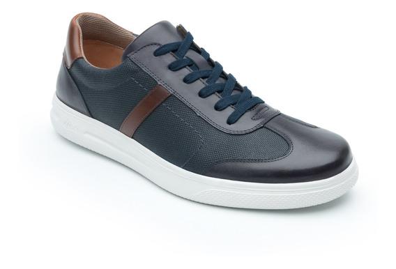 Sneaker Casual Sport Flexi Caballero 401203 Azul