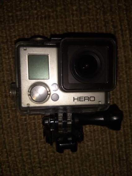 Filmadora Gopro Hero3 White + Micro Sd 32 Gb + 14 Acessórios