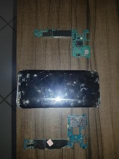 S8 Normal, Para Conserto Ou Aproveitamento De Peças.
