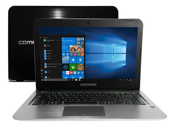 Notebook Compaq, 14, Celeron, 4gb, Hd 500gb, W10h, Cq15