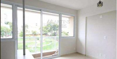 Linea Home Style Flat 44 M² Planejado/mobiliado Andar Alto - A5651