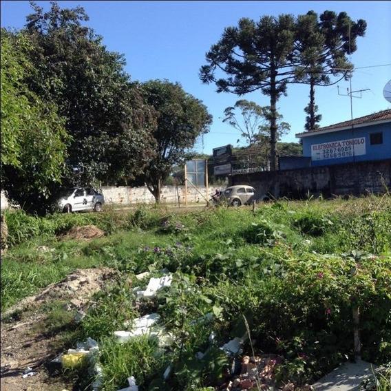 Terreno Para Alugar, 567 M² Por R$ 3.000,00/mês - Tarumã - Curitiba/pr - Te0085