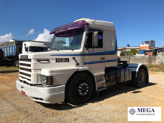 Scania T113h 360 - Cavalo Toco