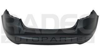 Fascia Trasera Mazda 6 2009-2010-2011-2012-2013 2.5 Lts
