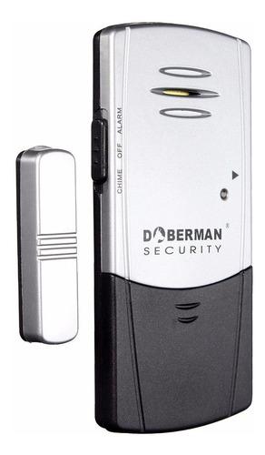 Alarma Para Puerta Y Ventana - Doberman 100% Original Hq