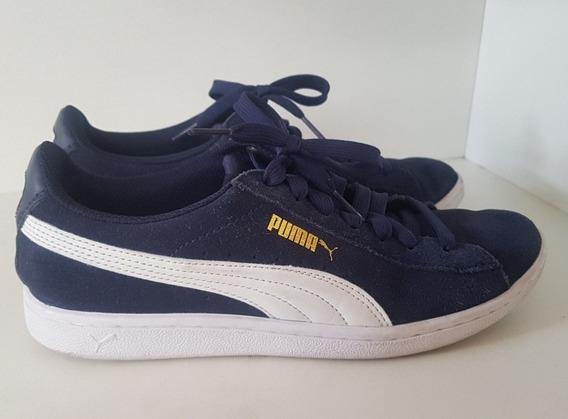 Tênis Feminino Puma Smash V2