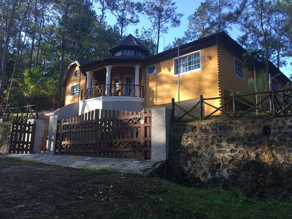 Cambio Villa En Jarabacoa Por Apartamentos En Santo Domingo