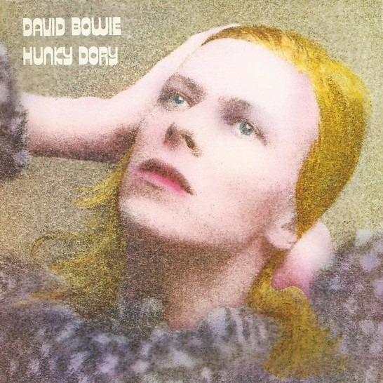 David Bowie Hunky Dory Cd Nuevo En Stock Original